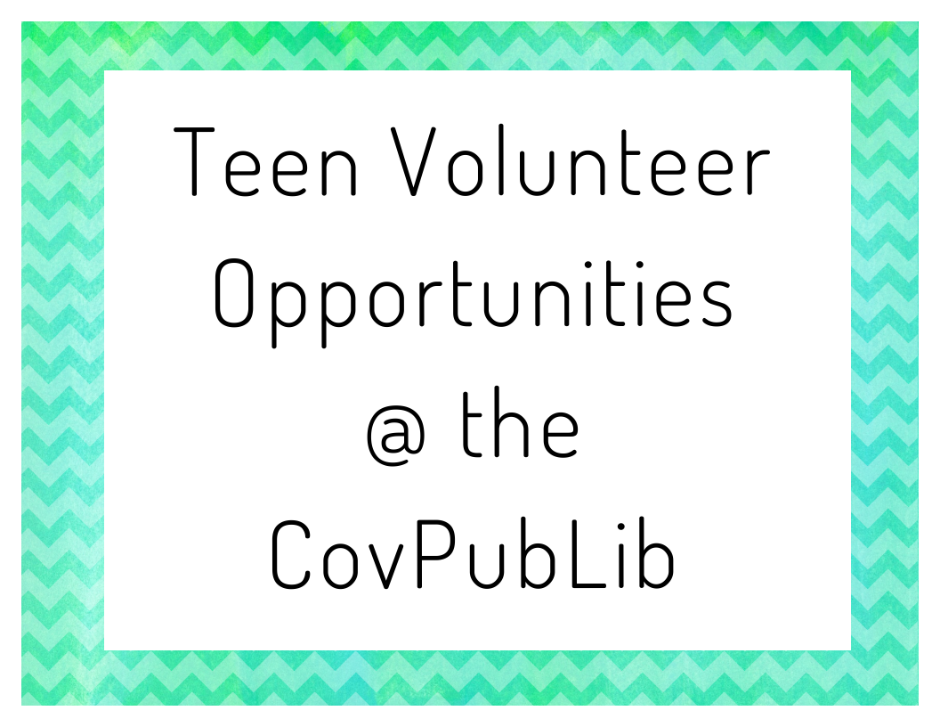 Teen Volunteering