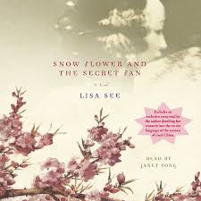 Book Discussion Group Snow Flower and the Secret Fan