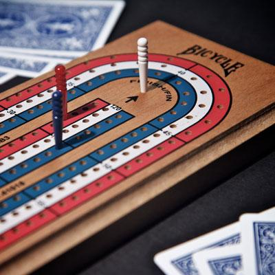 Cribbage Night at Greene Library Friday, November 30 at 6pm