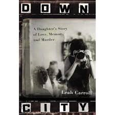 Down City Leah Carroll afternoon book discussion group