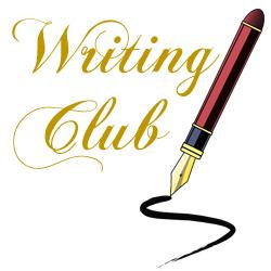 Writing Club at Greene, Tuesday March 19 at 3:30pm