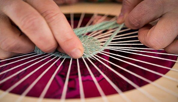 Introduction to Weaving, May 23 at 5pm