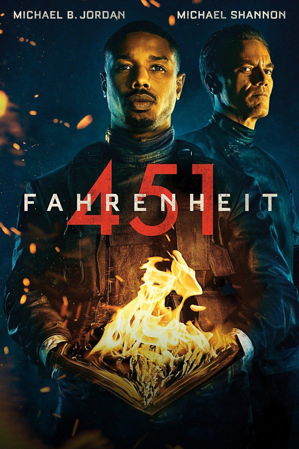 Movie Poster for Fahrenheit 451