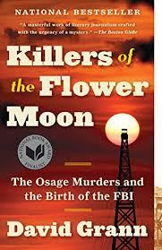 Coventry Public Library  Killers of the Flower Moon