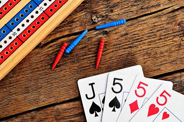 Cribbage Night, Friday February 28, 6 to 9pm