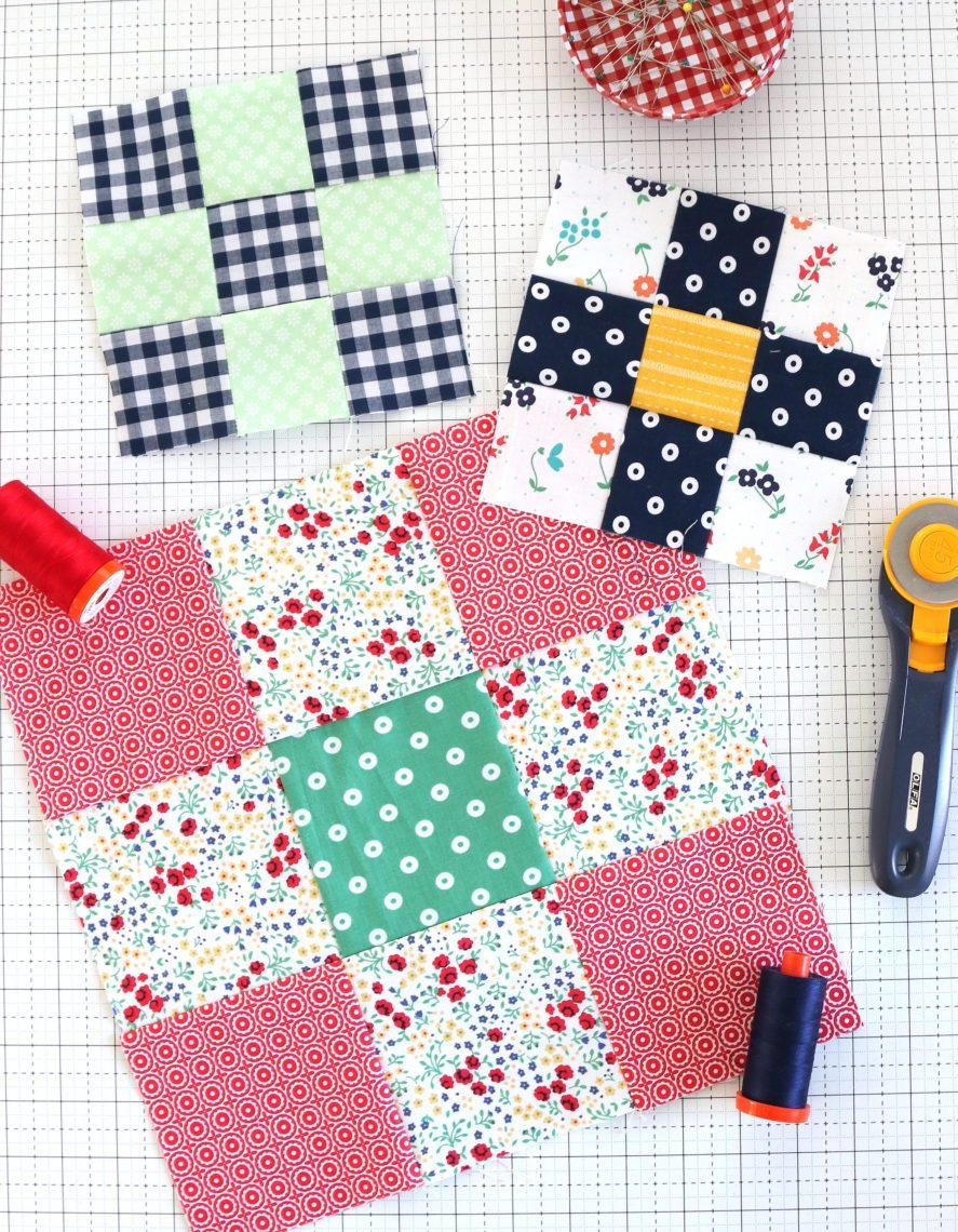 Quilting on Google Meet Saturdays
