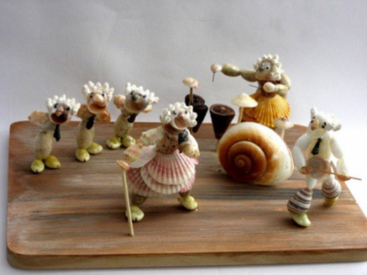 Shell People