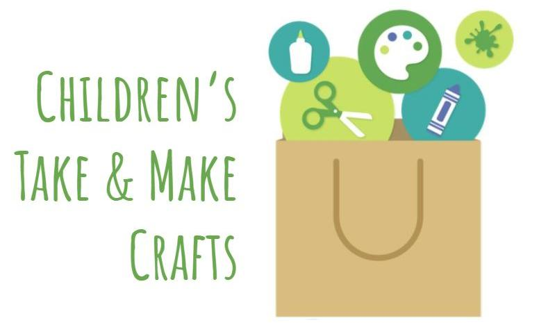 Children's Take & Make Crafts