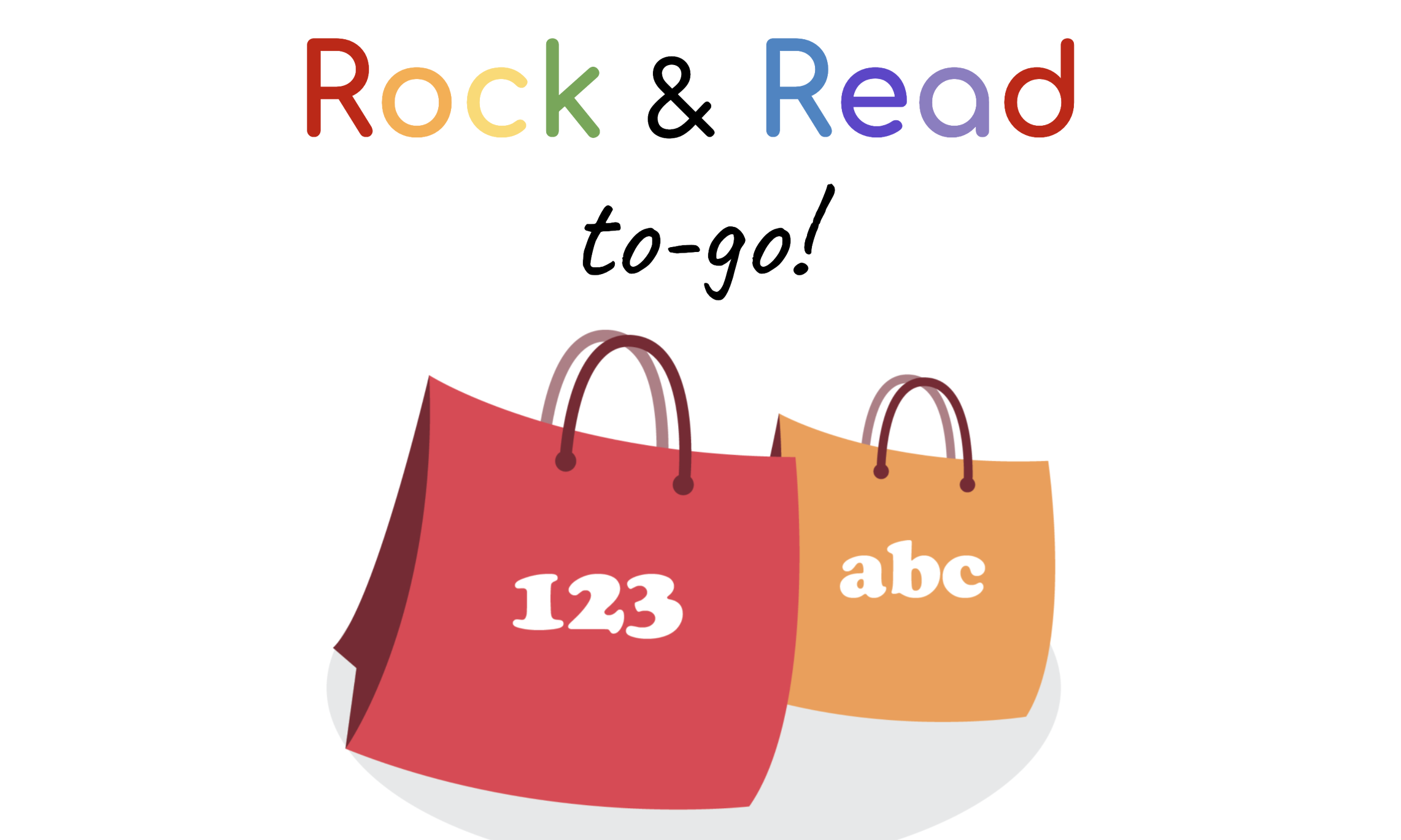 Rock & Read to-go!