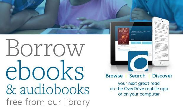 Borrow eBooks and Audiobooks!