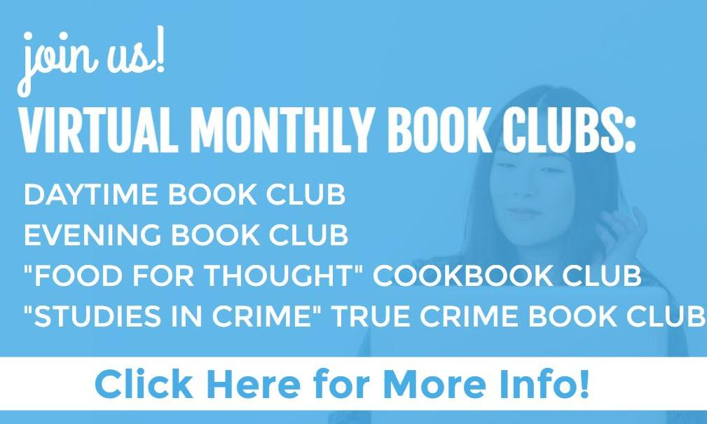 Virtual Monthly Book Clubs